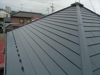 4-1ワイド施工後の屋根