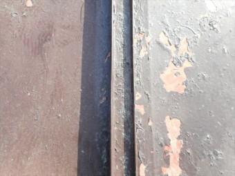 瓦棒葺きキャップ写真