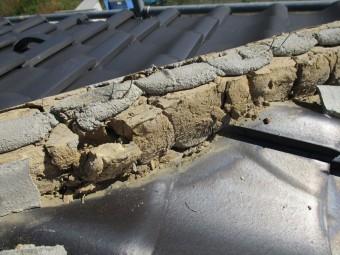 粘土とモルタル