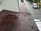 築34年のコロニアル屋根が劣化