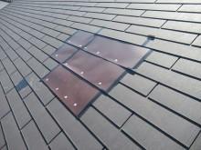 屋根板金養生