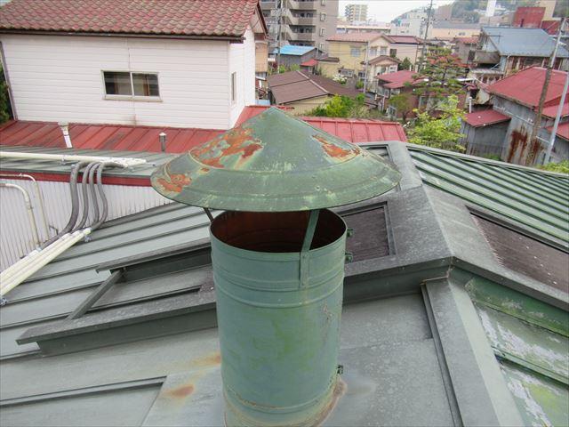 煙突の原型