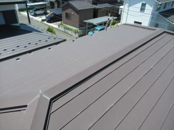 2Fの屋根に問題はなし